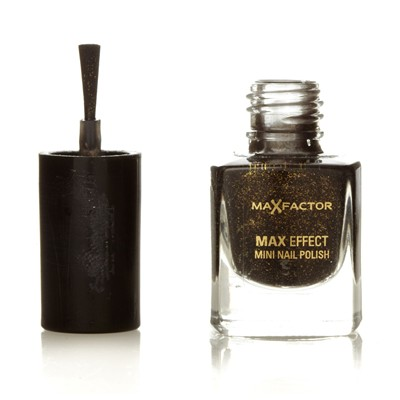 Green Bronze - Maxi Effect mini nail polish - 17