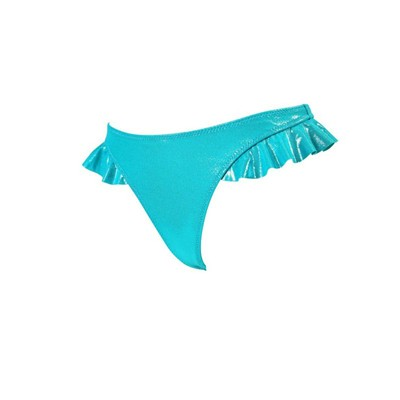 Glitter - String - Bas de maillot - turquoise