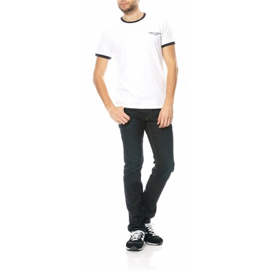 TEDDY SMITH The Tee - T-shirt - blanc