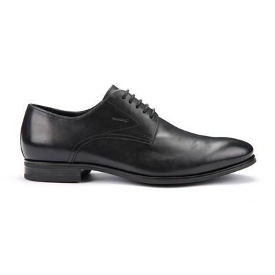 ALBERT 2FIT - Derbies en cuir - noir