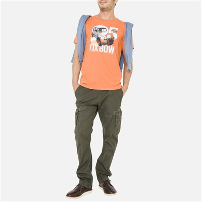 OXBOW Sixmi - T-shirt - orange