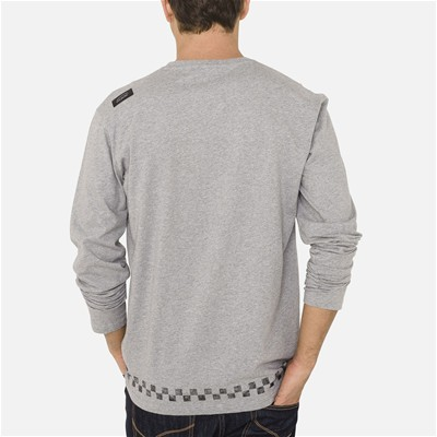 OXBOW Tinin - T-shirt - gris chine