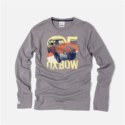 OXBOW Towek - T-shirt - gris
