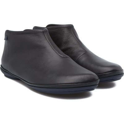Right - Bottines en cuir - noir