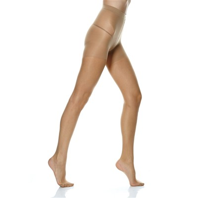 DIM COLLANT Absolu Flex - Collant transparent - caramel