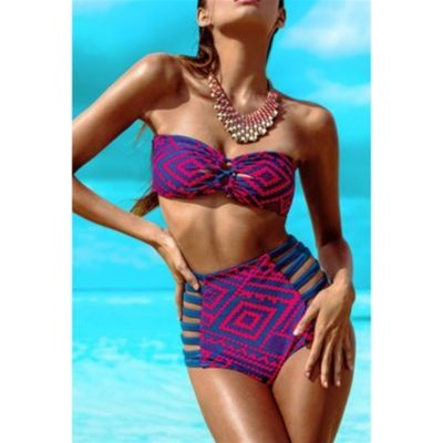 Beauty's Love maillot 2 pièces - multicolore
