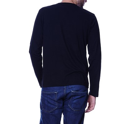 PEPE JEANS LONDON Eggo long - T-shirt - noir