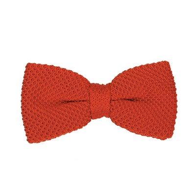 DAGOBEAR Noeud papillon - orange / Marron