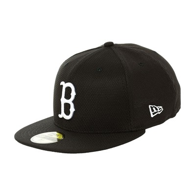 NEW ERA DE League Basic Boston - Casquette - noir