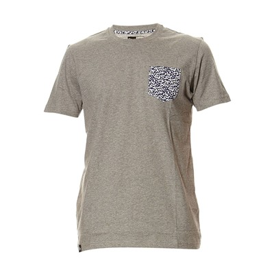NEW ERA T-shirt - gris