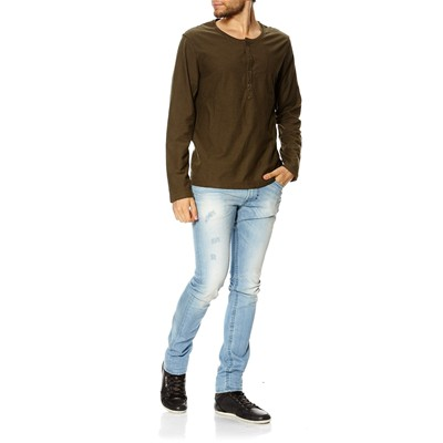 DIESEL T-Canope - T-shirt - olive