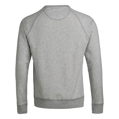 ARTECITA Motard Vintage - Sweat-shirt - gris clair