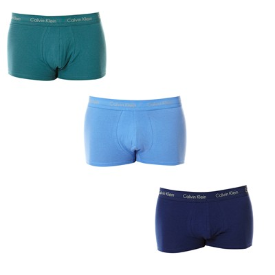 Pack de 3 boxers - multicolore