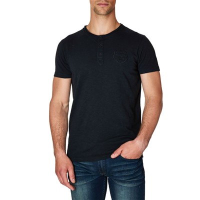 PAUL STRAGAS T-shirt - noir