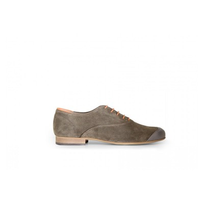 LONESOME DETAIL John - Chaussures Richelieu - taupe