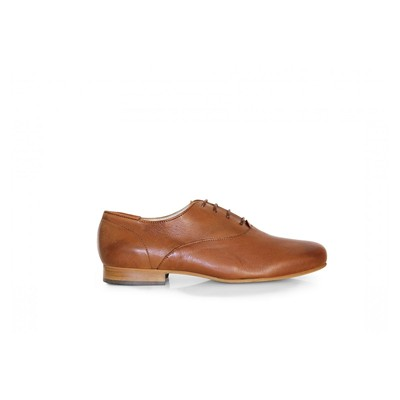 LONESOME DETAIL Ziggy - Chaussures Richelieu - marron clair