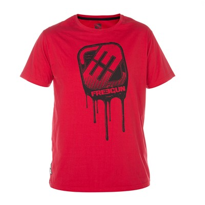 FREEGUN Boyz Explode - T-shirt - rouge