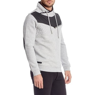 AMERICAN PEOPLE District - Sweat-shirt - gris