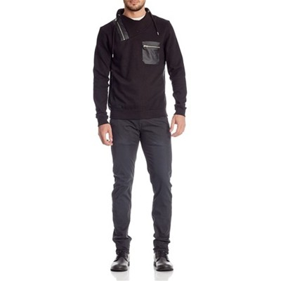 AMERICAN PEOPLE York - Sweat-shirt - noir