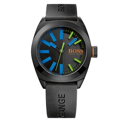 BOSS ORANGE Montre casual - noir