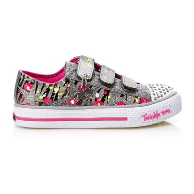zapatillas Skechers GLITTER N GLITZ Zapatillas multicolor
