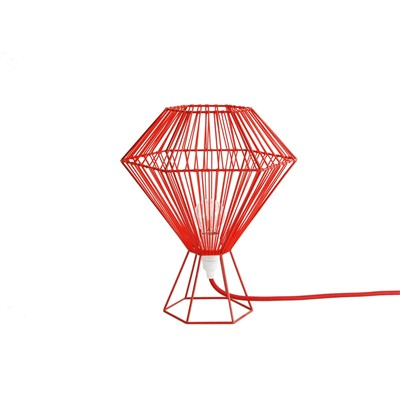 Take me up - Lampe à poser - rouge