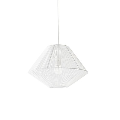 ELSA RANDÉ shining - Suspension - blanc