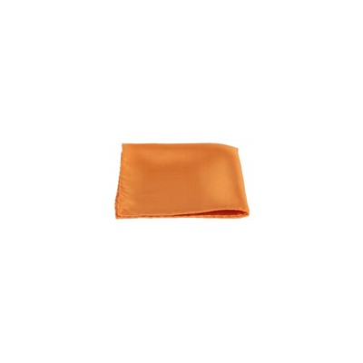 POCHETTE SQUARE Beatrix - Pochette en soie - orange