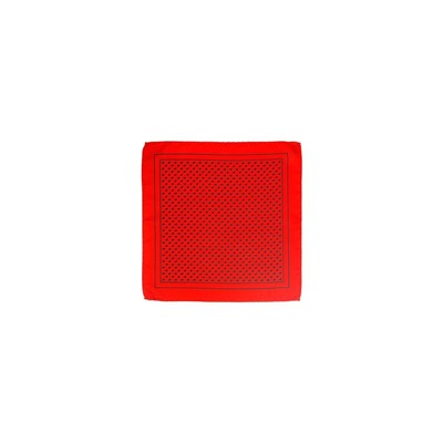 POCHETTE SQUARE Red is Dead - Pochette - rouge