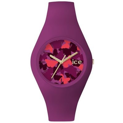 Ice Flower - Ville - fuchsia