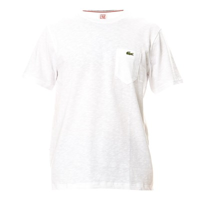 LACOSTE TH0625 - T-shirt - blanc
