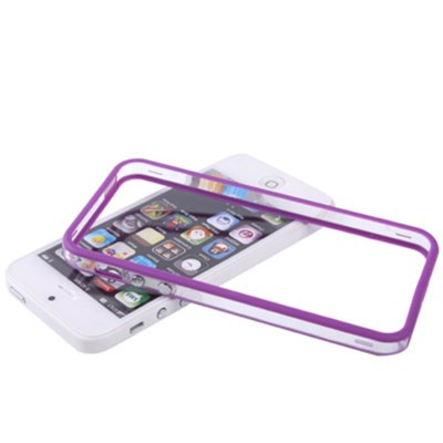 Good Buy iPhone 5/5S - Bumper - malva