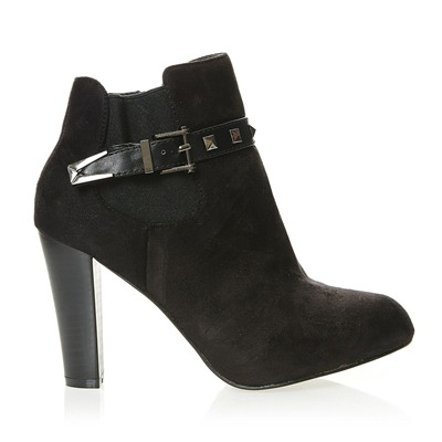 R and Be Botines - negro