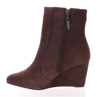 BUFFALO Bottines - marron
