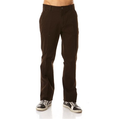 LEE COOPER Pantalon chino - brun