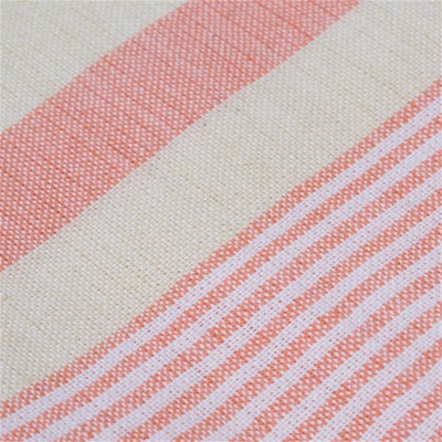 MADURA Tradition - Plaid - Blanc et rose