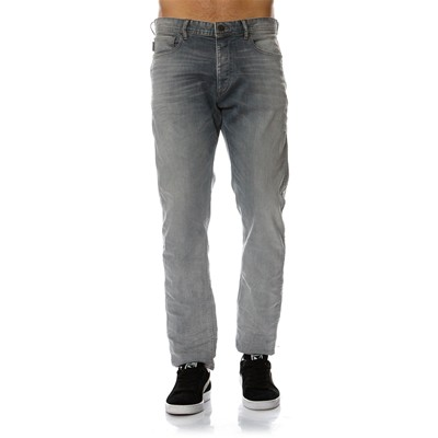 JACK & JONES Tim - Jean slim fit - denim bleu
