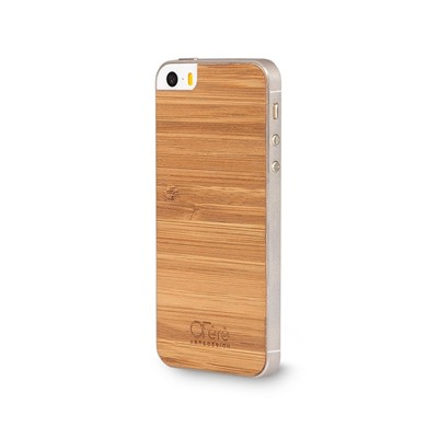 Bamboo - Skin bois iPhone 5s