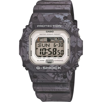 Casio G-Shock - Type : chrono - imprimé