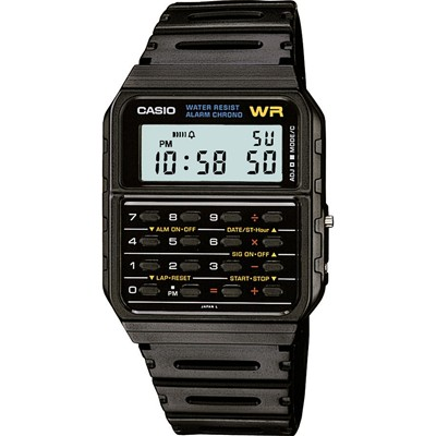 CASIO Casio Collection - Montre sportive - noir
