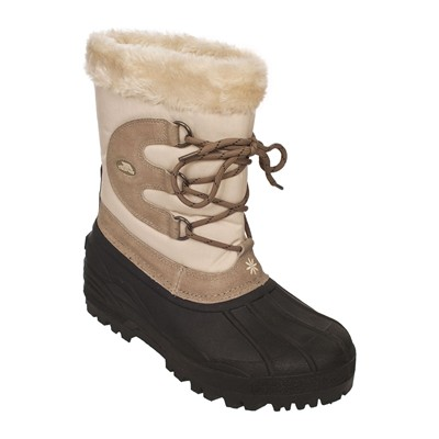 zapatillas Trespass Florel Botas descanso esqu? beige