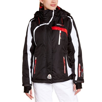 GEOGRAPHICAL NORWAY Wanda - Veste de ski - noir