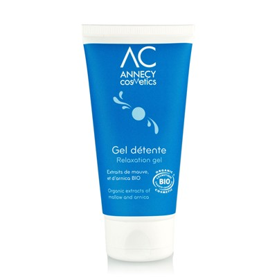 Gel détente bio - 75ml
