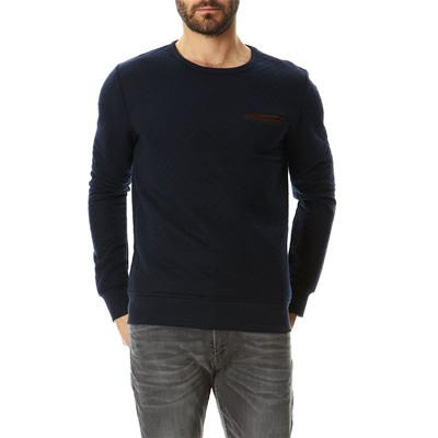 SELECTED Sweat-shirt - bleu marine