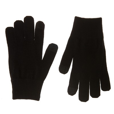 Ben Touch Screen Gloves - Gants - noir