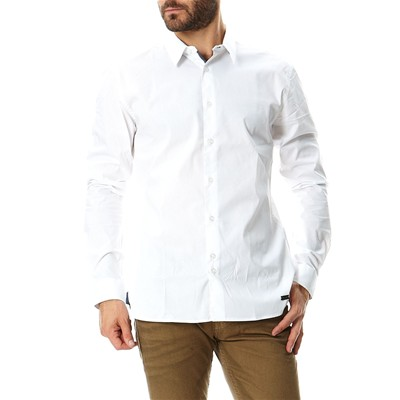 TEDDY SMITH Clovis - Chemise - blanc