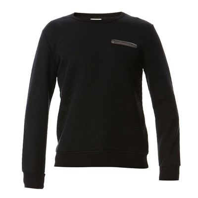 SELECTED Sweat-shirt - noir