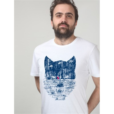 MONSIEUR POULET The Trap - T-shirt - blanc
