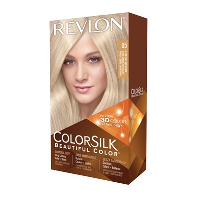 REVLON Coloration N° 05 Ultra Light Ash Blonde