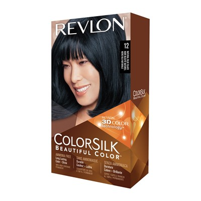 REVLON Coloration - N° 12 Natural Blue Black